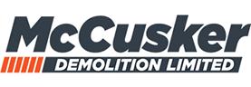 McCusker Demolition Ltd logo