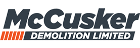 McCusker Demolition Ltd logo